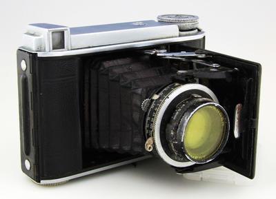 Camera, Voigtlander Bessa 46 (Baby Bessa)