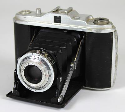 Camera, Agfa Isolette I