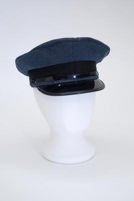 Cap, Service Dress, Royal New Zealand Air Force