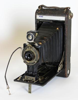 Camera, No.3A Autographic Kodak Junior