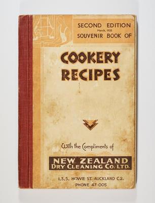 Cookbook, Cookery Recipes