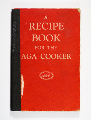 Cookbook, A Recipe Book for the AGA Cooker