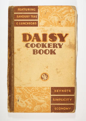Cookbook, Daisy Cookery Book