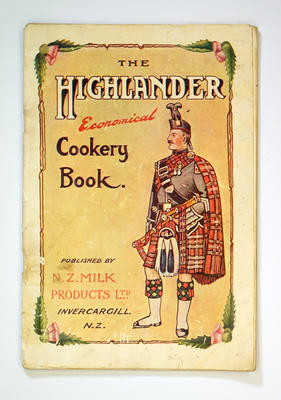 Cookbook, Highlander Economical Cookery Book