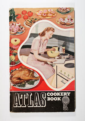 Cookbook, Atlas