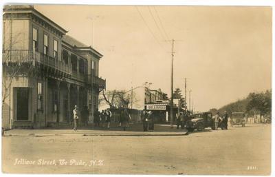 Postcard, Te Puke