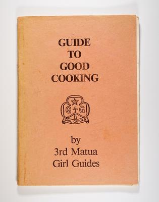 Cookbook, Guide to Good Cooking