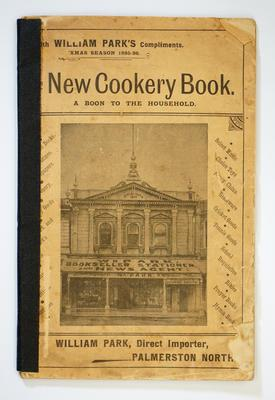 Cookbook, New Cookery Book