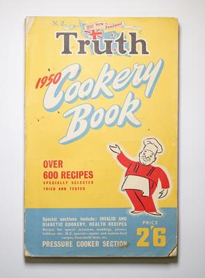 Cookbook, New Zealand Truth