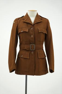 Jacket, New Zealand Woman's Land Service