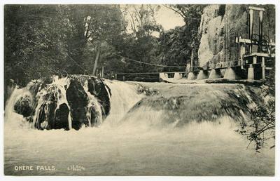 Postcard, Rotorua