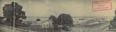 Print, Photographic, Willow Street and Harington Street, Tauranga