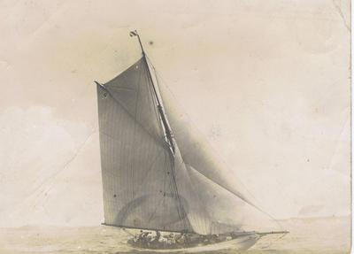 Print, Photographic, Yacht, 'Thelma'