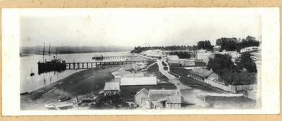 Print, Photographic, Early view of The Strand