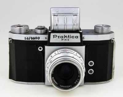 Camera, Praktica FX3