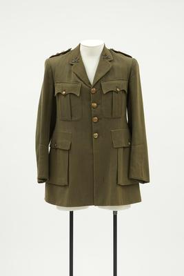 Jacket, Army, Service Dress, Officer