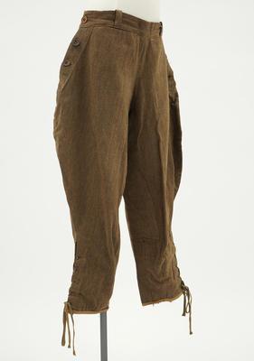 Pantaloons, Military