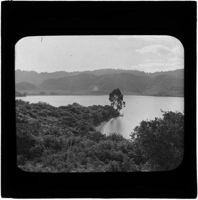 Lantern Slide, Lake Okareka