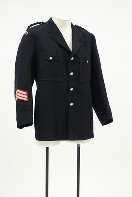 Jacket, New Zealand Police