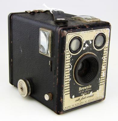 Camera, Six-20 Brownie Model D