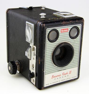 Camera, Brownie Flash III