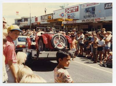 Unmounted Print, Te Puke Centennial Parade