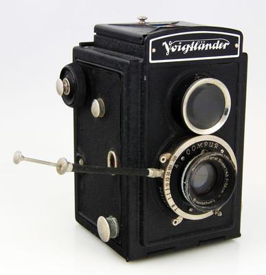 Camera, Voigtlander Brilliant