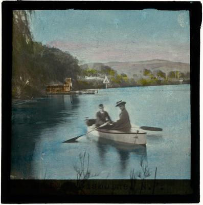 Lantern Slide, Taruheru River, Gisborne