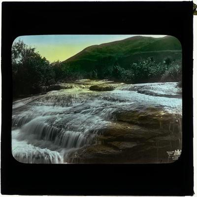 Lantern Slide, Lake Waikaremoana