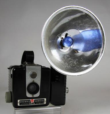 Camera, Brownie Hawkeye Flash Model