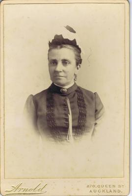 Print, Photograph, Cabinet Card, Woman