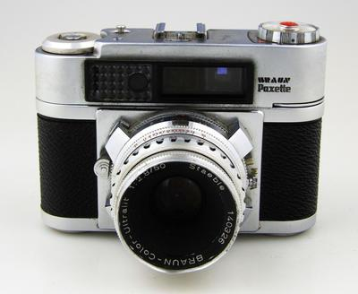 Camera, Braun Paxette Super II BL