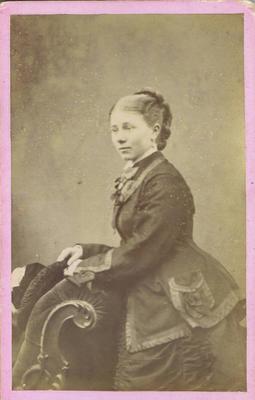 Print, Photograph, Carte de visite, Julia Potter