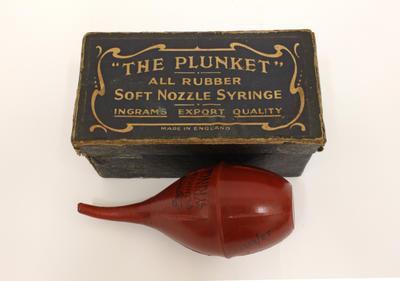 Soft Nozzle Syringe, c/w Box