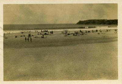Print, Photographic, Ocean Beach, Mount Maunganui