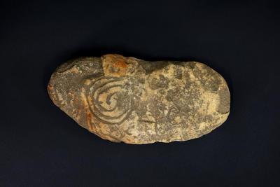 Kohatu Mauri, God Stone