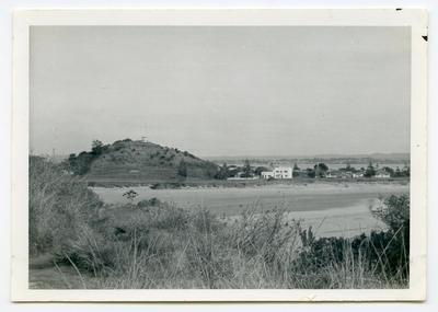 Print, Photographic, Hopukiore, Mount Drury, Mount Maunganui