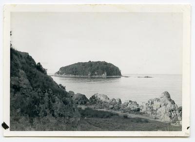 Print, Photographic, Mount Maunganui, Motuotau