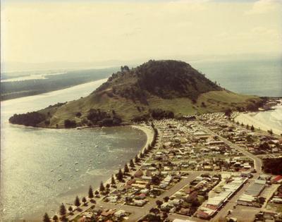 Print, Photographic, Mount Maunganui, Mauao