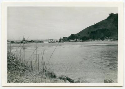 Print, Photographic, Mauao, Mount Maunganui