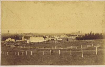 Print, Photographic, Unidentified Town