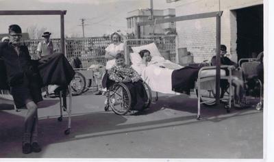 Print, Photographic, Patients, Tauranga Hospital