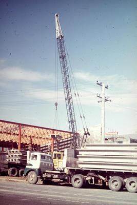 Slide, Building Under Construction, Tauranga