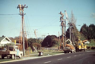 Slide, Cambridge Road, Tauranga