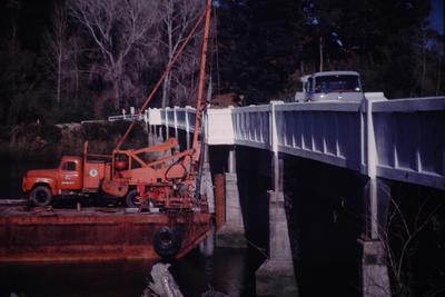 Slide, Wairoa Bridge