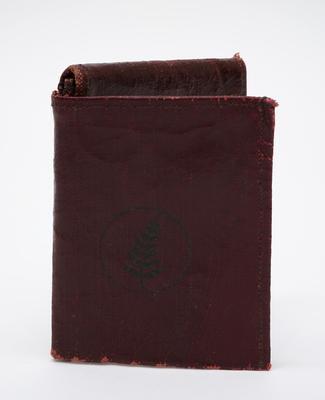 Wallet, WW1