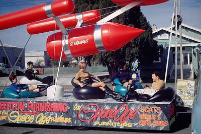 Slide, Float, Orange Festival, Tauranga