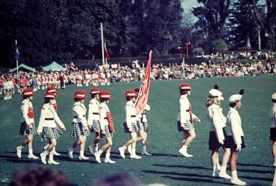Slide, Marching, Tauranga Domain