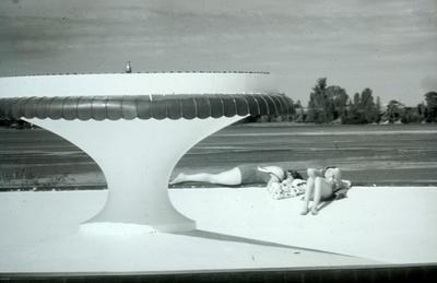 Slide, Fountain, Memorial Park, Tauranga