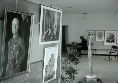 Slide, Art Exhibition, Tauranga